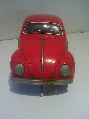 Tin toy car VW B/O Taiyo Japan