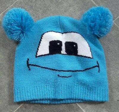 Manchester City Beanie Hat - Moonchester ( infants )