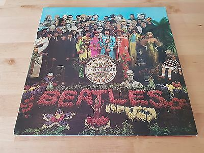 The Beatles - Sgt Peppers Lonely Hearts Club Band - 1st Pressing Mono - PMC 7027