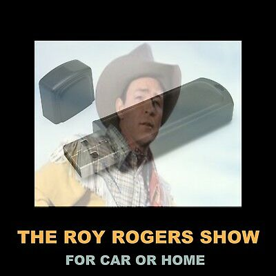 Enjoy 82 Roy Rogers Shows In Your Car Or Home! Old Time Radio Otr