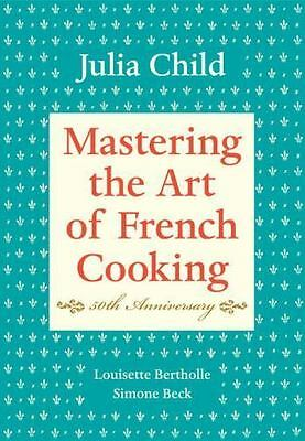 Mastering the Art of French Cooking by Julia Child. BRAND NEW