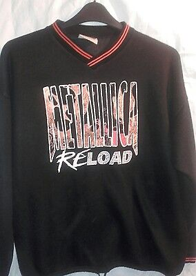Awesome Metallica Long Sleeved Black Sweat-top