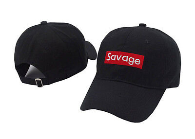 Savage Baseball Cap Embroidery Men Women Snapback Hip Hop Hat Camouflage