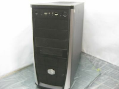 Cool Master PC - AMD FX-4100 Quad Core @ 3.6GHz 4GB DDr3 (NO hdd/os)  600watt ~