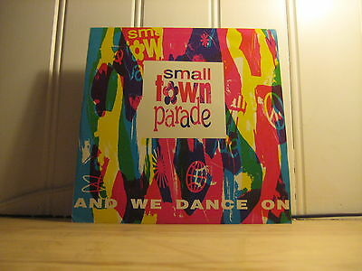 """Small Town Parade and we dance on 12"""" Vinyl"""