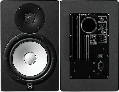 yamaha hs8 studio monitors (pair) **Cash on collection**