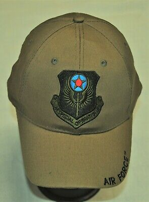 New Black US Air Force Vietnam Veteran Hat Baseball Ball Cap Military