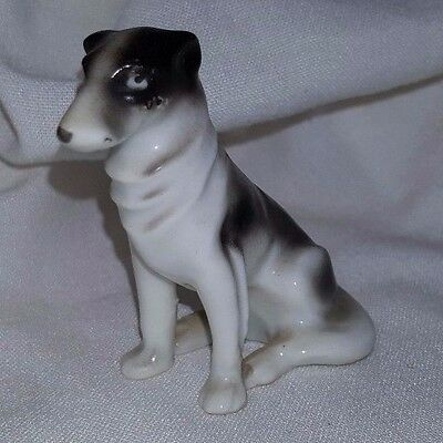 Vintage Erphila Whippet Greyhound Dog Figurine