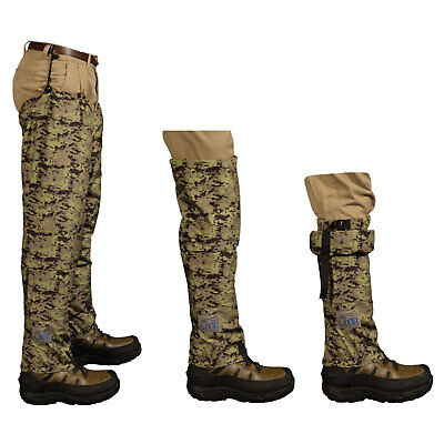Chota Camo Hippies Breathable Fishing Hunting Convertible Hip Waders