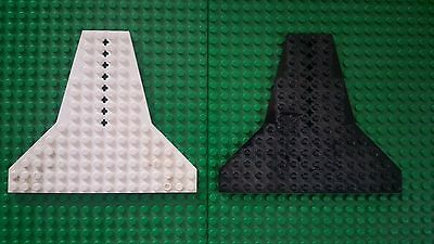 LEGO OldGray Wedge Plate 16x14 Shuttle Réf 6219 Set 6180 6199 6479
