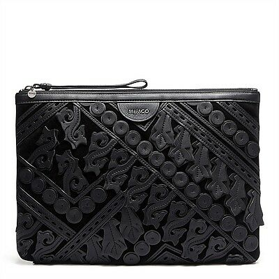 Mimco Stirling Xl Pouch Rrp $399