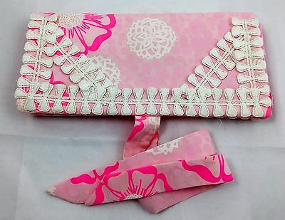 """Rare Vintage """"The Lilly"""" Lilly Pulitzer Lingerie/Hosiery/Scarf Envelope Fold"""