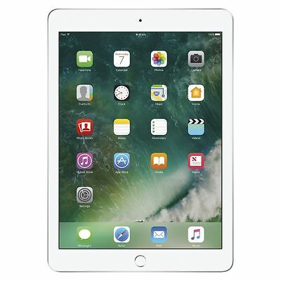 Brand New Apple Ipad 9.7inches (2017) WIFI 32GB iOS 10 Silver