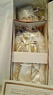 "Heritage Signature Collection Porcelain 2001 Angel ""jolene Noel"" #12309-New-Coa"