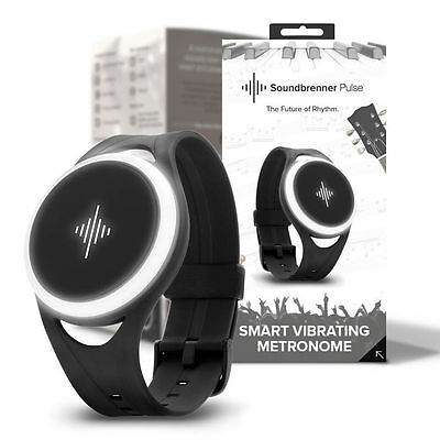 SoundBrenner Pulse - Wearable Smart Metronome for Musicians