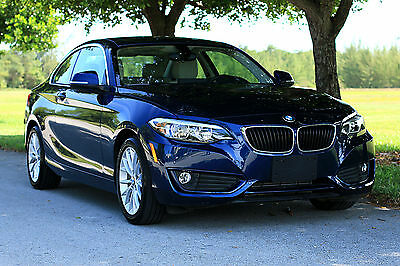 2015 BMW 228i Base Coupe 2-Door 2015 BMW 228i Base Coupe 2 series 235i 2016 2014 428i 328i 320i Audi A3