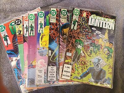 Huge DC Green Lantern lot, From Bronze to Current, All Very fine to Near mint