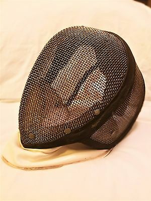Vintage Castello Fencing Mask with Neck Guard