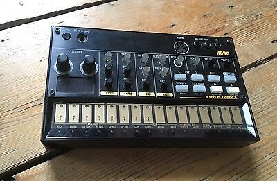 korg volca beats in perfect conditions - drum machine - amazing sounds