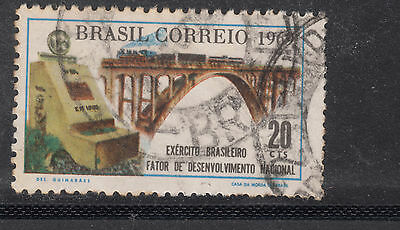 BRAZIL 1969 20c Army Week   Very Fine Used