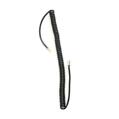 8pin Cable Cord for HM-133V Icom Mobile Radio Speakers/IC-2800H/V8000 XQF ICOM