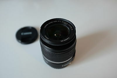 Canon EF-S 18-55mm IS Obiettivo Kit Lens