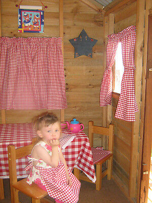 Cubby Curtains for Cubby or Play house - Essential Pack