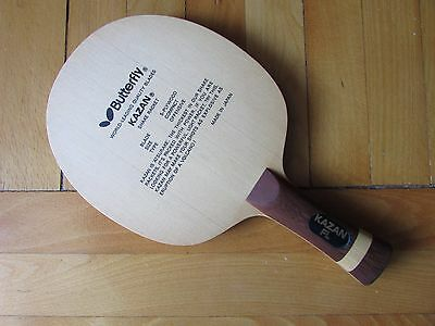 Butterfly Kazan FL old tag Table Tennis Blade