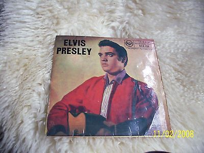 Elvis Presley - I Need You So : Rca Rcx-104 : E.p. Record