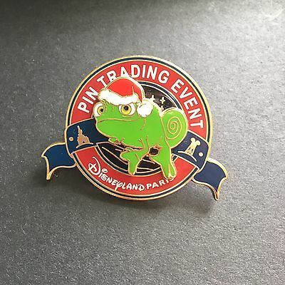 Pascal Tangled Rapunzel Disney Pin - Paris Pin Trading Event Limited Edition 400