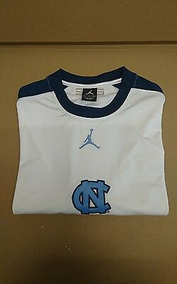 North Carolina Nike Jordan authentic shirt size XL