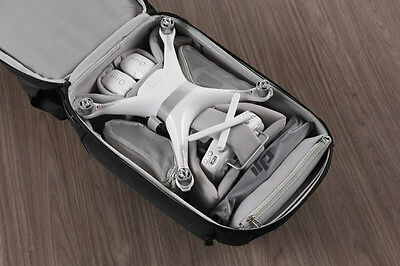 Genuine DJI Phantom 3 / 4 Pro Advanced Multifunctional Backpack - Brand New.