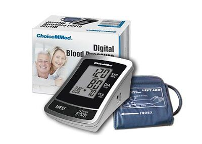 New Automatic Upper Arm High / Low Blood Pressure Digital Monitor Heart Pulse