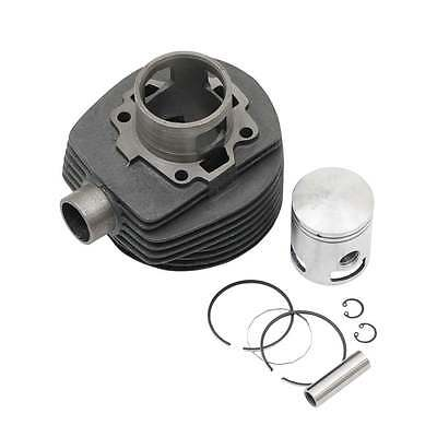 TOP QUALITY VESPA Cylinder Kit Barrell+Piston 3 Port Sprint/VBB