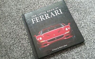 the little book of ferrari by Brian Laban