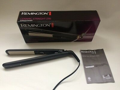 REMINGTON CERAMIC STRAIGHT 230 HAIR STRAIGHTENER - Model S3500
