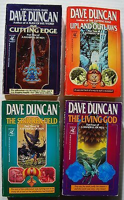 the living god duncan dave