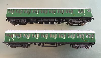 Kit Built BR Southern Region 2 Car EPB Electric (Powered) Unit In OO