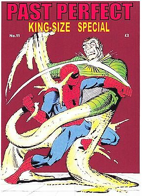 Past Perfect King-Size #11 Spider-Man Hulk Ff Mwom Power Avengers Dr Strange Sf