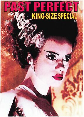 Past Perfect King-Size #10 Bride Of Frankenstein Sapphire & Steel Star Trek Who