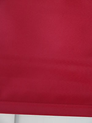 Highstyle Thermal blackout roller blind red width 60 x 170 cm - new