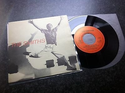 """The Smiths - Italian 7"""" The Boy With The Thorn In His Side Morrissey"""