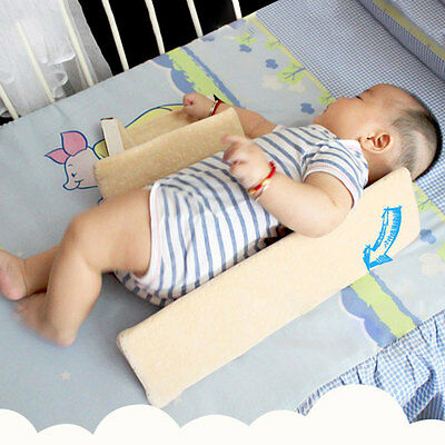 Baby Anti-Roll Infant Sleep Pillow Support Safe Wedge System Adjustable