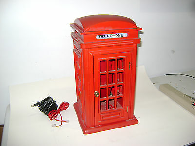 London Phone Booth by Kin Yeh industries Model HAC 101