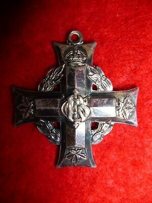 WW1 Memorial Cross Medal to The Princess Patricia's Canadian Light Infantry