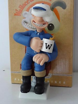 Harrop Wg26 Wallace & Gromit Anti-Pesto Curse Of The Were-Rabbit Ltd Edt 300 Mib