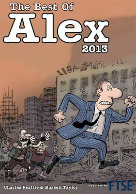 Best of Alex 2013, Russell Taylor, New Book