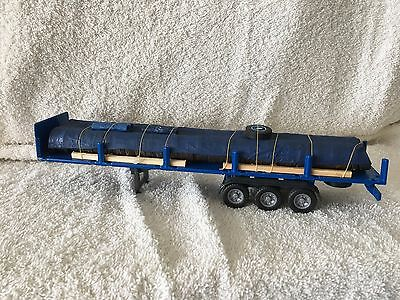 1:50 scale model Trailer with load code 3