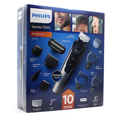 New Philips Series 7000 All In One Trimmer