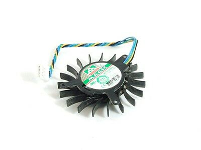Magic 4-pin 50mm Tarjeta Gráfica Fan GPU Chip Ventilador Nvidia 8600GTS